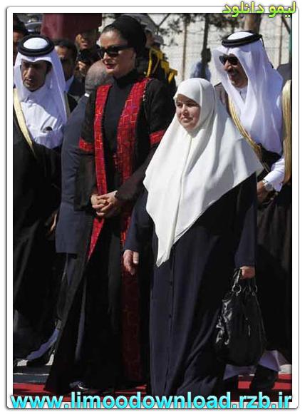بانوی نخست غزه را بشناسید!؟ +عکس