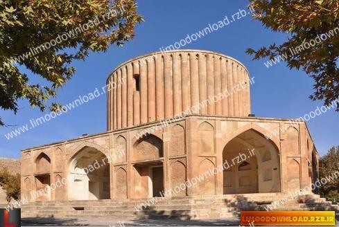 تصاویر کاخ خورشید در ایران