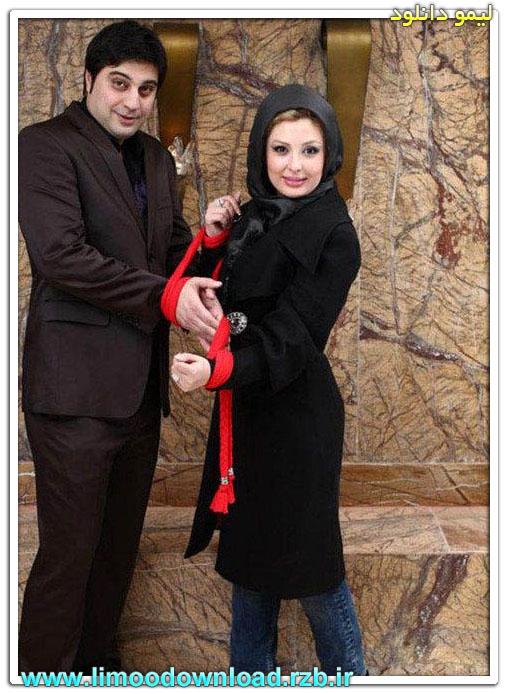 اختلاف بین نیوشا ضیغمی و همسرش شایعه بود ؟ + عکس
