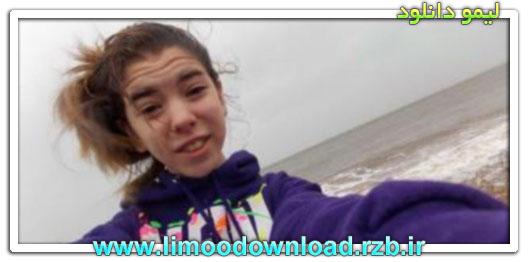 دختر آمریکایی لحظاتی قبل از مرگ در طوفان سندی + تصاویر